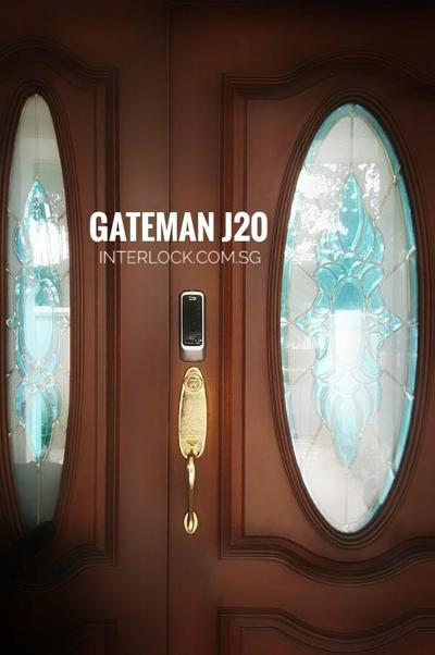 Gateman J20-IH Digital Lock