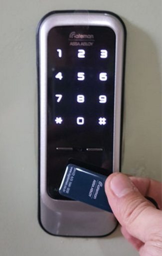 Gateman J20 Digital Lock Interlock Singapore Digital
