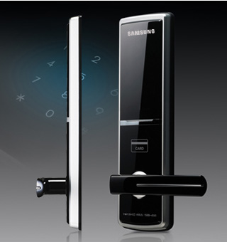 Samsung SHS-H620 Digital Lock